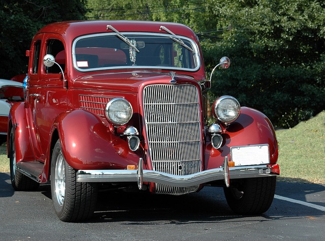 Vintage car troubleshooting is always a nice feather to have in your hat. It also allows you to make some friends online